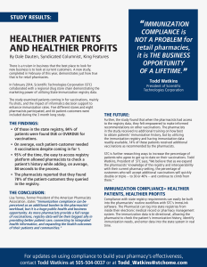 Healthier Patients and Healthier Profiles: Study Results PDF