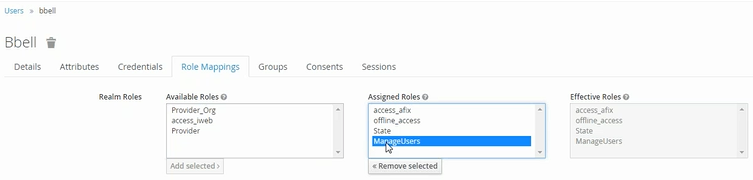 Manage Users (Independent Partners)
